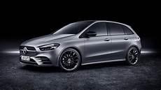 Mercedes Has Reved The B Class Minivan Top Gear