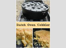 dutch oven peach cobbler_image