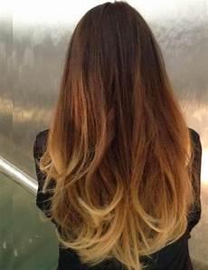 Haare Färben Ombre - haare f 228 rben nur unten ombre effekt selber machen