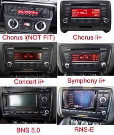 autoradio audi tt audi tt tts 2006 2013 autoradio gps navigation unit
