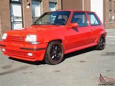 gt turbo renault 5 gt turbo