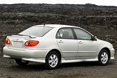 toyota corolla 2003 2003 toyota corolla reviews specs and prices cars