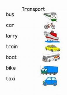 transportation worksheets esl 15184 transport esl worksheet by stjohnmoy