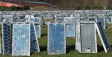 La Premi 232 Re Unit 233 De Recyclage Des Panneaux