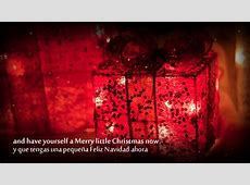have yourself a merry little christmas youtube