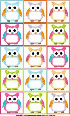 23 best owl border paper free printable images on