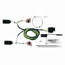 2007 gmc trailer wiring diagram 174 gmc acadia 2007 in simple 174 towing wiring harness with 4 flat connector