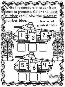 veterans day math worksheets by kindergarten printables tpt