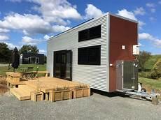 the boomer tiny house build tiny katikati nz