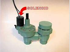 Remove solenoid