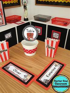 Decorations Inside The Classroom by Themed Classroom Ideas Printable Classroom