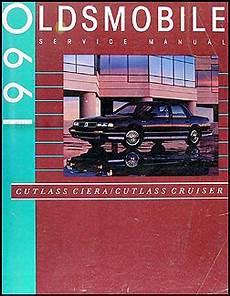 auto repair manual free download 1993 oldsmobile cutlass supreme seat position control 1990 oldsmobile cutlass ciera and cruiser shop manual olds repair service book ebay