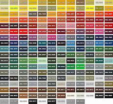 ral color chart pdf ral color chart ral colours ral
