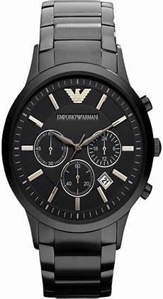 emporio armani herren armband chronograph uhr ar2453