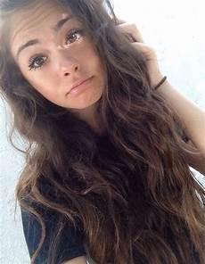 Brown Hair Selfie