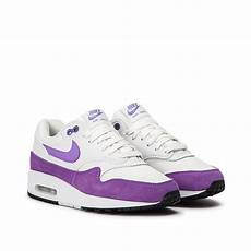 nike wmns air max 1 atomic violet white purple