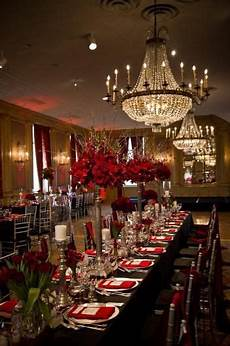 red black and silver decorations fabulous black red and