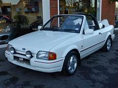 Used 1988 Ford Xr3i Cabriolet For Sale In Hshire