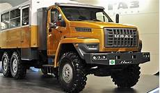 Ural Next Russia S Most Road Work Truck