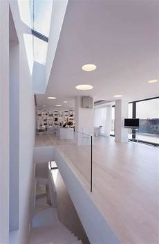 intérieur maison contemporaine casa b a modern house by syaa bucharest romania