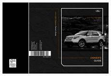 electric and cars manual 2011 ford explorer electronic toll collection 2011 ford explorer owner s manual pdf 449 pages