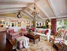 20 Dashing Country Living Rooms Living