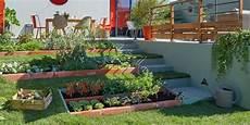 jardin potager sur terrasse potager balcon terrasse 224 la maison tous nos conseils