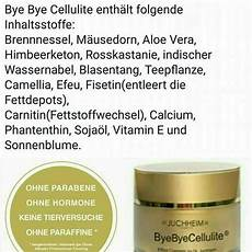 bye bye cellulite test byebye cellulite dr juchheim cosmetics