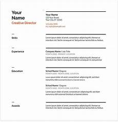30 docs resume templates downloadable pdfs