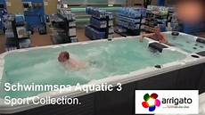 swim spa aqua 3 arrigato in frauenfeld service