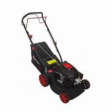 tondeuse thermique mr bricolage 52186 tondeuse thermique ttac41t99 18 99 cc elem garden technic