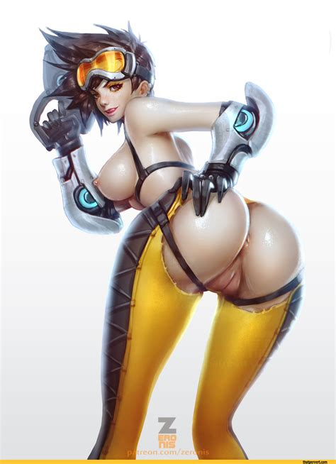 Overwatch Tracer Porn Game