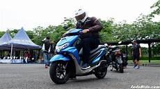 Modifikasi Freego by Review Test Ride Yamaha Freego 125 Matic Perkotaan Yang