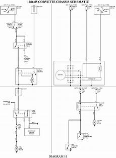1984 corvette wiring diagram 1984 c4 will not start help page1 corvette forums at chevy magazine