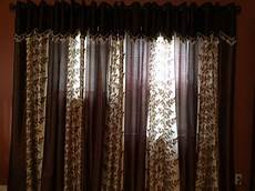 Brown Curtains by Brown Curtains 4 By 7feet Ebay