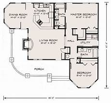 2 bedroom cottage floor plans cottage floor plan the porch and fireplace