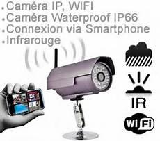 infrarouge wifi ipcam wp w 233 ra ip wifi vid 233 o couleur infrarouge