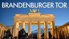 Brandenburger Tor - brandenburger tor a history