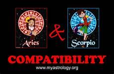 Skorpion Und Widder - friendship compatibility for aries and scorpio using