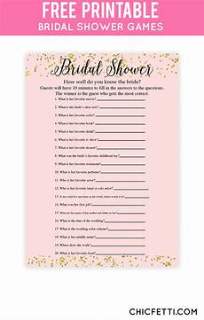 Blush And Confetti How Well Do You Know The Bride Game