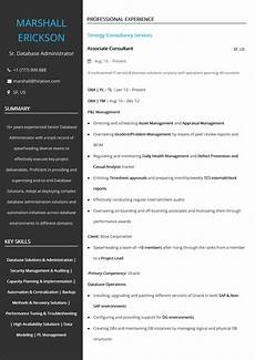two page resume format 2020 exles guide