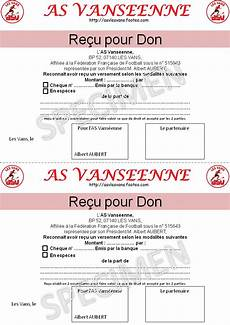 Dons Aux Associations Sportives Les Re 231 Us Club Football A S Vanseenne Footeo