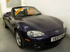 airbag deployment 2001 mazda mx 5 navigation system 2001 mazda mx5 1 6 august 22nd m o t excellent service history low mileage in oldham