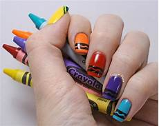 school theme nail designs that make us want to hit the