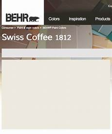 behr swiss coffee nursery house color palette pinterest behr idea paint and house colors