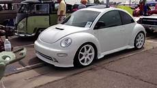 vw new beetle 2000 volkswagen new beetle customized in cool white