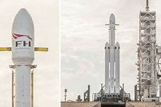 Spacex Falcon Heavy Launch Why Has It Been Delayed When