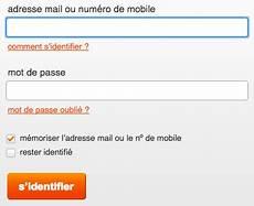 Messagerie Orange Acc 232 S Au Webmail Sur Messagerie Orange Fr