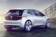 volkswagen 2020 electric meet the vw id electric car 300 plus mile range in 2020