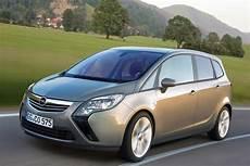 Opel Zafira C - opel zafira car technical data car specifications